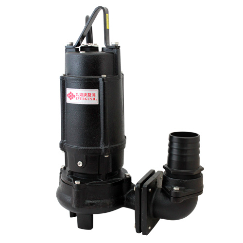 EAF Heavy Duty Submersible Sewage Pumps.