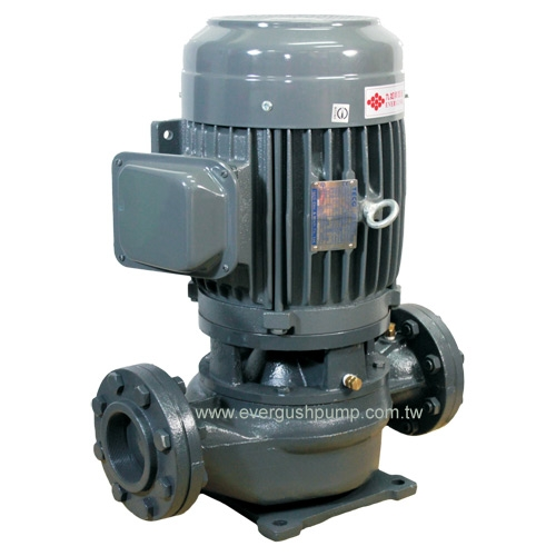 IL Vertical In-Line Centrifugal Pump.