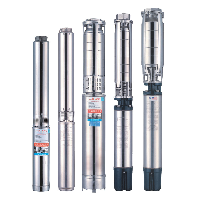 ST/BS/BC Deep Well(Bore) Pumps.