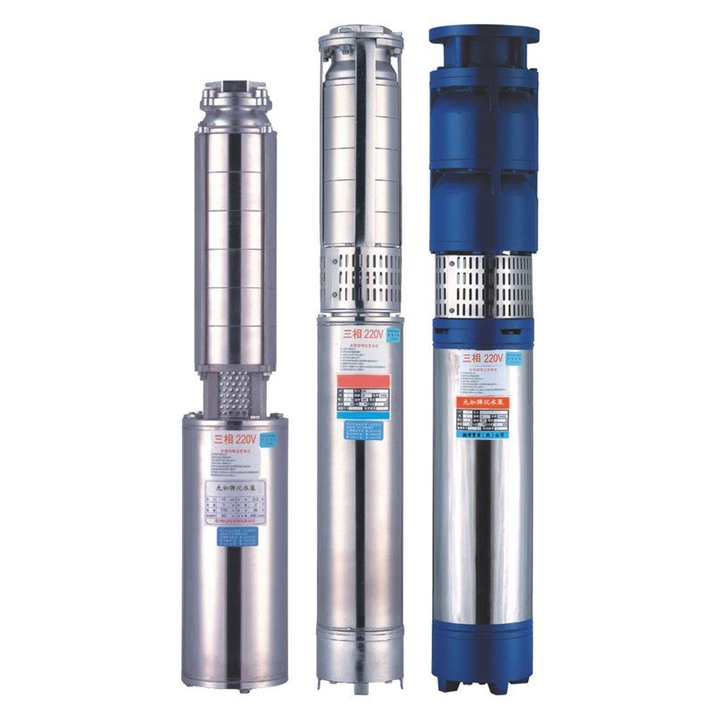 STU Submersible Pumps for Building.