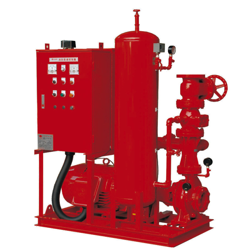 FF series Fire Fighting Pumps.