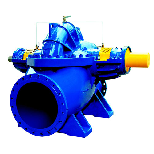 KPS Double Suction Centrifugal Pumps.