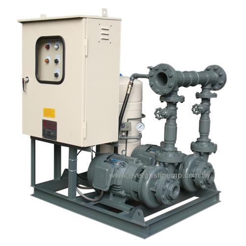 Auto Pressure Pump System(Duplex) PC.